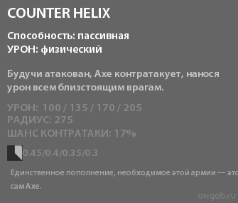 Counter Helix